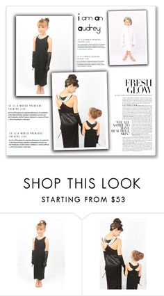 """""""I am An Audrey"""" by amra-mak ❤ liked on Polyvore featuring IamAnAudrey"""
