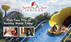 Enter to win Holiday World tickets, overnights at Lake Rudolph, and more.