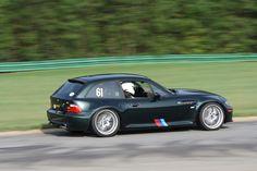 KilometerMagazine.com - BMW Z3 / M Coupe Daily Driver