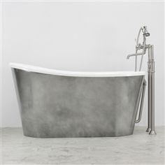 Vintage Acrylic Clawfoot Tubs and Pedestal Baths Designer Packages