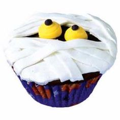 Quick Ideas to Dress Up Your Cupcakes for Halloween