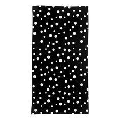 Compre Toalhas com a arte DOTS BLACK do Studio @dudielariz. Sabe o que não pode faltar na sua vida? Toalhas de banho, de praia e de rosto com o melhor da arte indie! Pra sua sorte, temos a mais maravilhosas aqui.