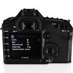 Canon EOS 5D Mark II 21.1 MP Digital SLR Camera - Black - EF 24-105mm IS Lens