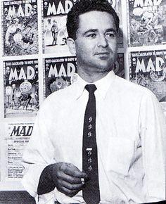 Al Feldstein, Scorpio (1926 - 2014) artist, writer and editor of Mad magazine