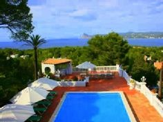 Sea view Villa Ibiza  special price  300 € per night from 07.9 to 14.09.Holiday Rental in Ibiza Town from @HomeAway UK #holiday #rental #travel #homeaway