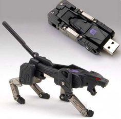 USB Transformer Drive