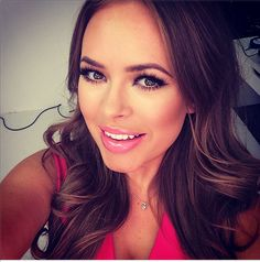 Love her she is a makeup artist...everyone should go check her out @Tanya Burr