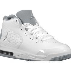 051d0bdd65a Jordan Big Fund Viz RST - Big Kids - Basketball - Shoes - White Wolf Grey Metallic  Silver