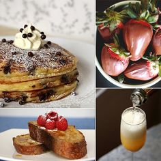 Father's Day Breakfast Recipes