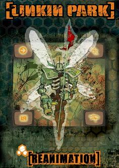 linkin park reanimation soldier - Google Search