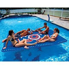 Elegant WOW World Of Watersports Water Walkway Raft   The World Of Watersports  Water Walkway Raft Is Here To Truly Transform The Way You Relax At Your Pool  Or Lake.