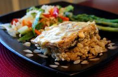 365 Days of Slow Cooking: Lemon-Dijon Salmon with Dill Barley