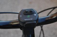 Lightcharge & Smartphone holder