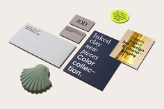 DesignerCarles Rodrigocreated the new brand identity forLos Objetos Decorativos, a company that moves between the design, photography and installation of objects.