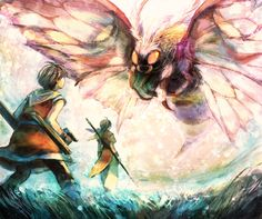 Where the Stars go... Suikoden I and II  McDohl and Riou<<