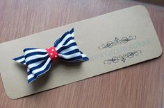 Patty clips in Navy Blue strip and Red Hopscotch, 4th Of July, Hair Bows, Kids Outfits, Navy Blue, Daughter, Boutique, Trending Outfits, Unique Jewelry