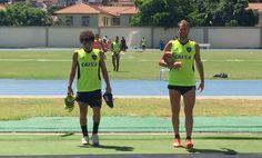 BotafogoDePrimeira: Montillo, Carli e Camilo são pré-relacionados para...
