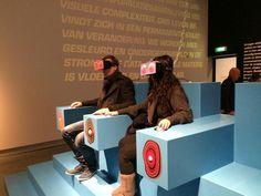 """Dadelijk """"digital born"""" openen in MOTI #breda , nieuwe digitale kunst zoals deze oculus rift #creatieve #ondernemers"""