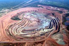 Agbaou Gold Mine, Cote d'Ivoire (Ivory Coast)