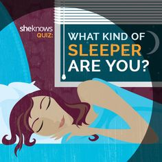 This quiz will tell you what kind of sleep you're getting -- and how to improve it.