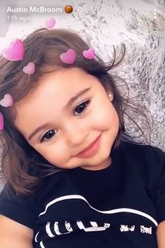 How adorable is she? Mix Baby Girl, Cute Baby Girl, Precious Children, Beautiful Children, Cute Baby Pictures, Baby Photos, The Ace Family Youtube, Ace Family Wallpaper, Austin And Catherine