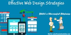 Developing Strategies to Build Successful websites Effective web developing strategies to build a successful website- Sam web solution is a professional web design company build web development strategies plan with our expert web development team.