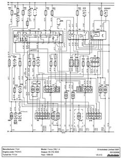 Ford mustang v6 and ford mustang gt 2005 2014 fuse box diagram ford focus wire diagram swarovskicordoba Gallery