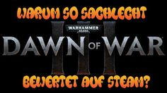 Wahrammer Dawn of War III - Back to the roots? Different Games, Atari Logo, Dawn, Roots, Youtube, Youtubers, Youtube Movies