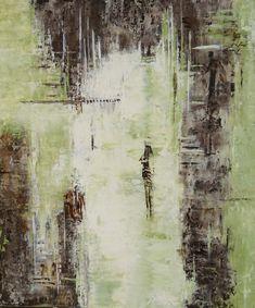 Acrylbild auf Leinwand – Rakelkunst – Rakel 54 – 120 x 100 cm -AbstrakteKunstDeppe.de