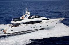 Luxury CUDU - Motor Yacht Check more at https://eastmedyachting.co.uk/yachts/cudu-motor-yacht/