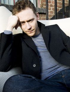 Tom Hiddleston. #ElleUK. Via Torrilla.tumblr.com