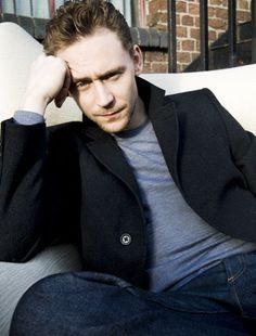 Tom Hiddleston. #ElleUK. Via Torrilla.tumblr.com