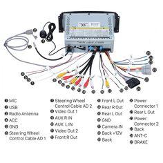Pioneer Stereo Wiring Diagram Pioneer car stereo