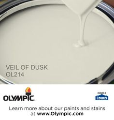 VEIL OF DUSK OL214 is a part of the greens collection by Olympic® Paint.