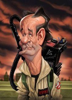 Французский художник Энтони Жоффруа создает карикатуры на знаменитостей и надо признаться у него отлично получается.