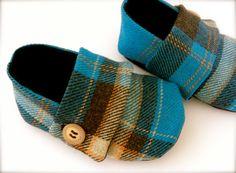 Humboldt Babies Shoes. $20.00, via Etsy.