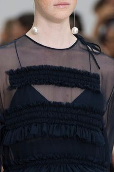 Salvatore Ferragamo at Milan Fashion Week Spring
