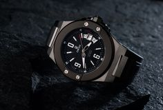 DWISS emme SIVER BLACK, contemporary luxury swiss watch manufacture Wolf Design, Wood Watch, Smart Watch, Swiss Watch, Watches, Luxury, Model, Contemporary, Accessories
