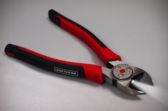CRAFTSMAN LIGHTED PLIERS  Odds are if you're having to bust out the pliers, you're working on something in a poorly-lit area. Which is why these Craftsman Lighted Pliers ($30) are such a smart idea. Long nose and diagonal models are included in the set, and both feature a center hub that boasts a sealed LED module that provides plenty enough light to get the job done while keeping all the electronics safe from water, moisture, or stray oil sprays.