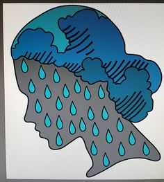 Rain girl sold out incredibly fast and many of you didn't get a chance to buy her so how would you feel if I brought her back in this new color variant? If the overwhelming consensus is yes bring her back then I will open preorders. I wish I could give one to every person on earth that has ever felt isolated by their disorder. #endthestigma . . . .For those of you unfamiliar with the story behind this design: I made this pin at a time when I was off my meds for major depressive disorder. It…