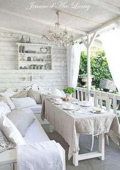 Apartment decorating idea for a beautiful deck                                                                                                                                                                                 Mehr
