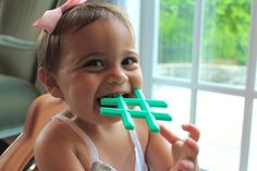 Hashtag baby teether: Coolest baby products of 2015 | Cool Mom PIcks Editors' Best