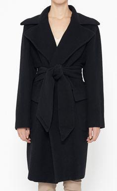 Gucci Black Coat