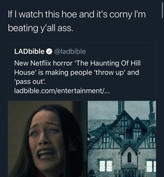 Her face make it scary a little, giving Medusa vibes Wtf Funny, Funny Cute, Hilarious, Relatable Tweets, Funny Tweets, Netflix Suggestions, Dankest Memes, Jokes, Current Mood Meme
