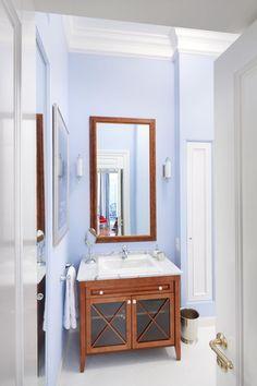 Klasyczne wnętrza łazienka
