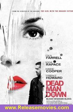 Dead Man Down 2013 Movie Download Free Dvdrip Xvid 700MB PDvrip   Watch Online Dead Man Down 2013 Movie Free HD