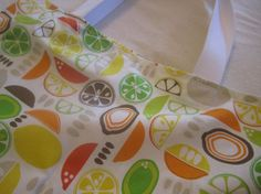 CITRUS Tote Bag by AngelineNicole on Etsy, $18.00