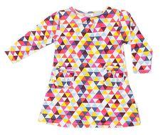nosillaorganics - Girls Pocket Dress - Girls Kaleidoscope, $36.00 (http://nosillaorganics.mybigcommerce.com/organic-cotton-pocket-dress/)
