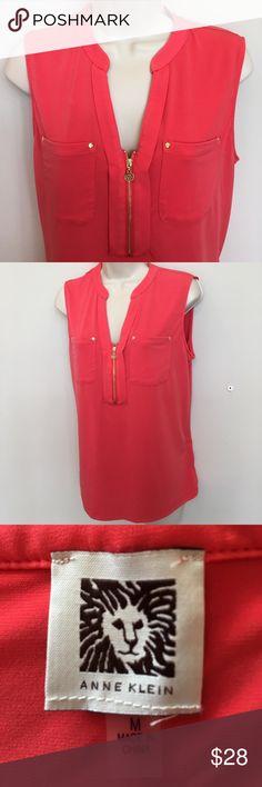 NWOT TOP M 96% polyester. 4% elastane Anne Klein Tops Blouses