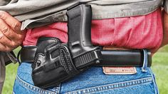 Carry options to keep your backup gun hidden but ready for action!